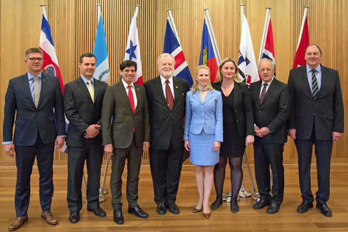 Efta And Central American States Sign Protocol Of Accession Of