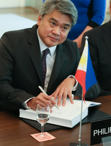 Efta States And The Philippines Sign Free Trade Agreement European