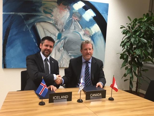 Efta canada first exploratory round european free for Bureau service canada