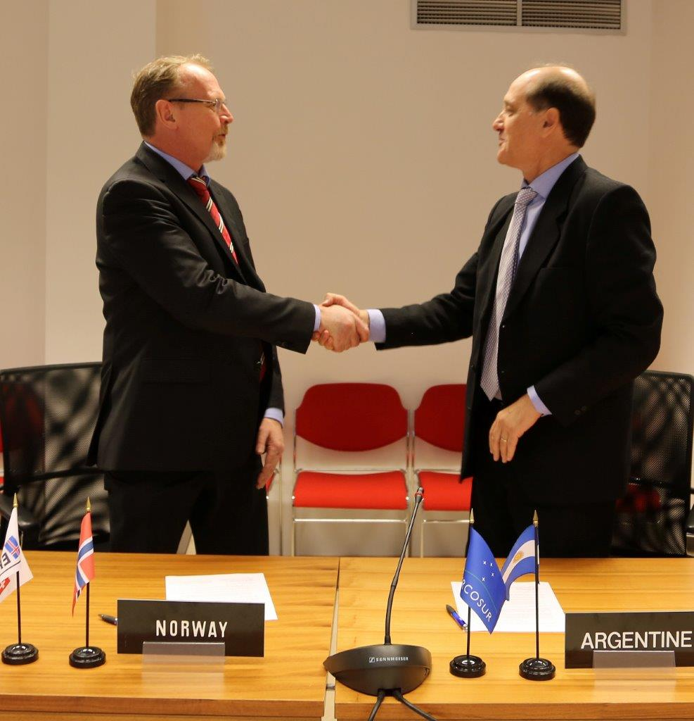 Efta And Mercosur Prepare For Upcoming Negotiations On A