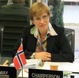 Elin Østebø Johansen, Norway's Ambassador to the WTO and EFTA.