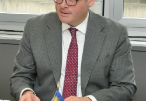 Ambassador Peter Matt of Liechtenstein, Chair of the EFTA Council