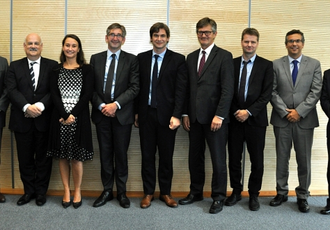 Representatives of the EFTA and MERCOSUR States, meeting in Geneva, Switzerland, 29 August to 1 September 2017