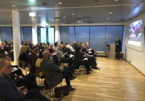 Gender equality conference in Reykjavik, 31 October and 1 November.