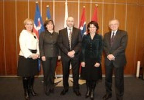 EFTA Ministerial Meeting in Geneva on 3 December 2007