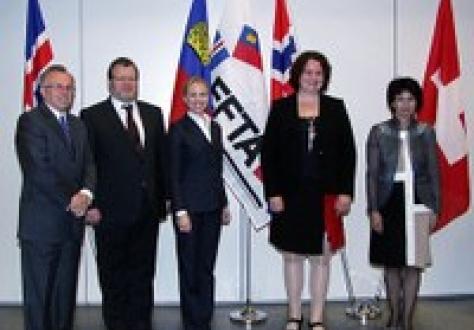 EFTA Ministerial Meeting in Hamar