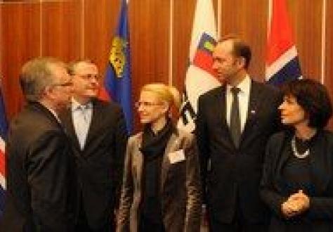 EFTA Autumn Ministerial Meeting 2009