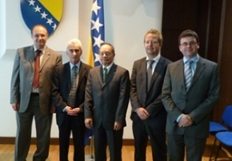 Free trade negotiations with Bosnia and Herzegovina
