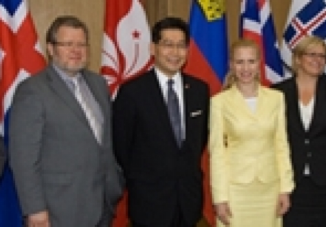 EFTA States and Hong Kong, China sign Free Trade Agreement