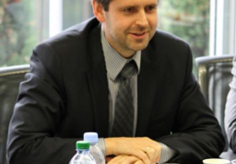 Ambassador Martin Eyjólfsson of Iceland, Chair of the EFTA Council