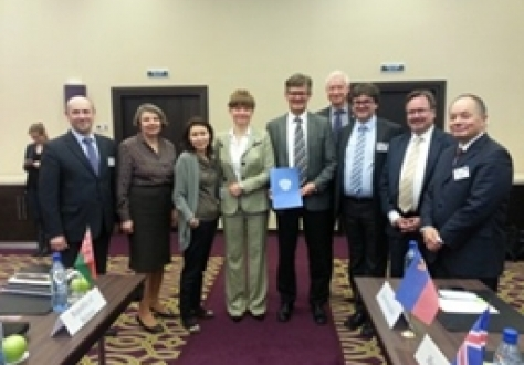 EFTA free trade negotiations with Russia, Belarus and Kazakhstan