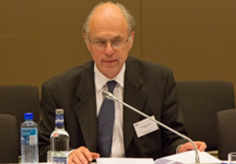 Leif Asbjørn Nygård, Director-General, Ministry of Trade and Industry, Norway.