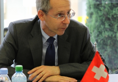 Ambassador Remigi Winzap of Switzerland, Chair of the EFTA Council