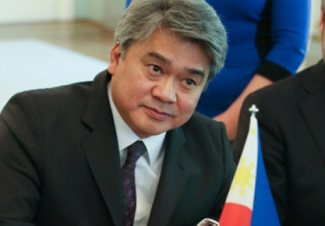 Adrian S. Cristobal Jr., Secretary of the Department of Trade and Industry of the Philippines