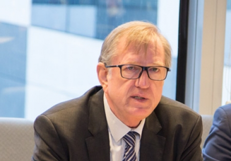 Claude Maerten, Head of Division, European External Action Service (EU Chair)