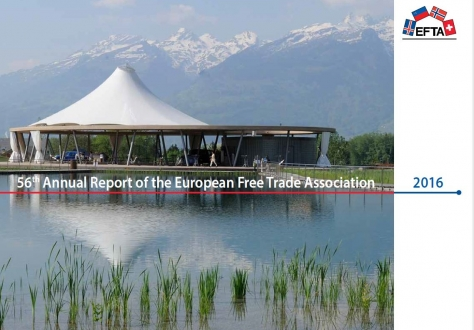 The 56th Annual Report of the European Free Trade Association, 2016