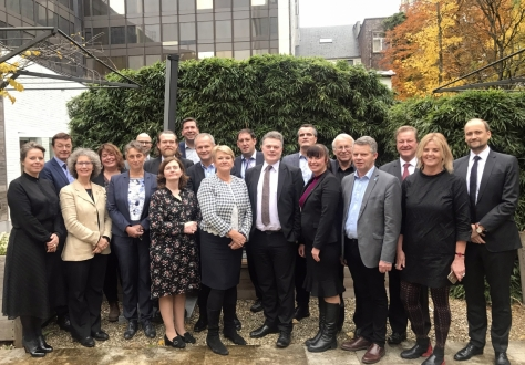 The EEA EFTA Forum of Local and Regional Authorities met in Brussels to discuss ongoing developments in the European Economic Area.