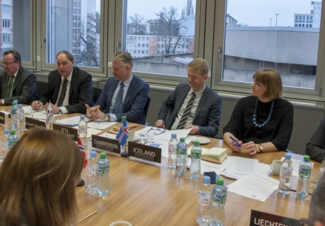 The EFTA Council met for the second time under Icelandic Chairmanship in 2018 in Geneva.