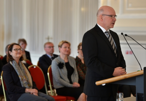 Dr. jur Bernd Hammermann, who has been nominated by Liechtenstein, took the oath as a Judge of the EFTA Court on 9 April.