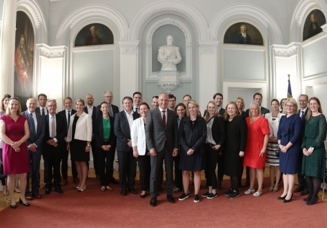 The Principality of Liechtenstein hosted around 40 experts from Iceland, Liechtenstein, Norway and Switzerland.