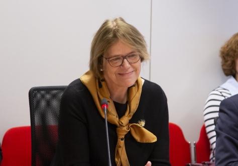 EEA EFTA Chair, Ambassador Oda Helen Sletnes