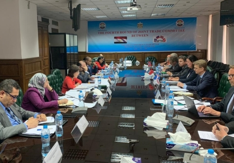 EFTA and Egypt hold fourth Joint and Sub-Committee meetings