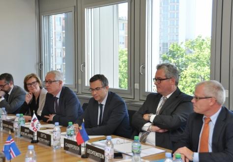 The EFTA Council met for the third time in 2019 under the Liechtenstein Chairmanship