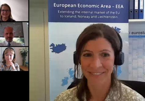 EFTA organises a special online session for EECCA