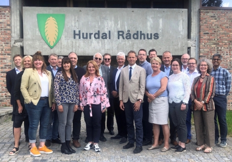 19th meeting of the EFTA Forum of Local and Regional Authorities in Hurdal, Norway