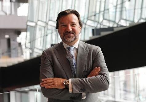 Frank J. Büchel is new Deputy Secretary-General in Geneva.