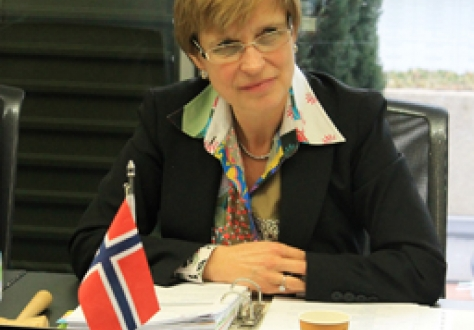 Elin Østebø Johansen, Norway's Ambassador to the WTO and EFTA.