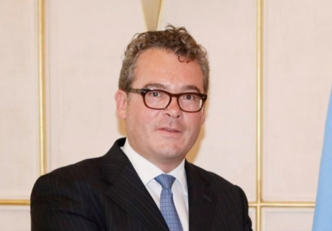 Peter Matt, Ambassador and Permanent Representative of Liechtenstein to the WTO and EFTA in Geneva, 2014-2021