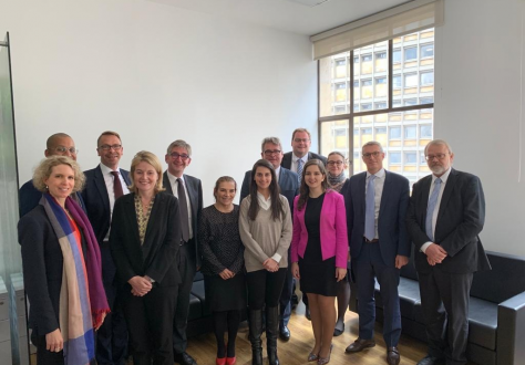 The Joint Committee established under the Free Trade Agreement between the EFTA States and Colombia, 30 October 2019 in Bogotà.
