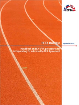 EFTA Bulletin - September 2014