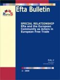 EFTA and the European Community as Actors in European Free Trade