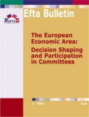 The European Economic Area: Decision Shaping and Participation in Committees