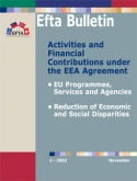 Activities and Financial Contributions under the EEA Agreement
