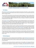 Fact Sheet - EFTA 50 years